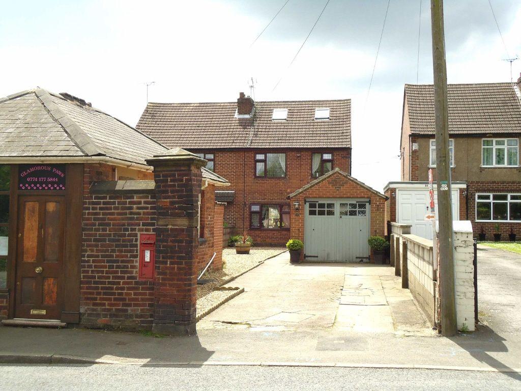 Peasehill Road, Ripley, Derbyshire, DE5 3JH