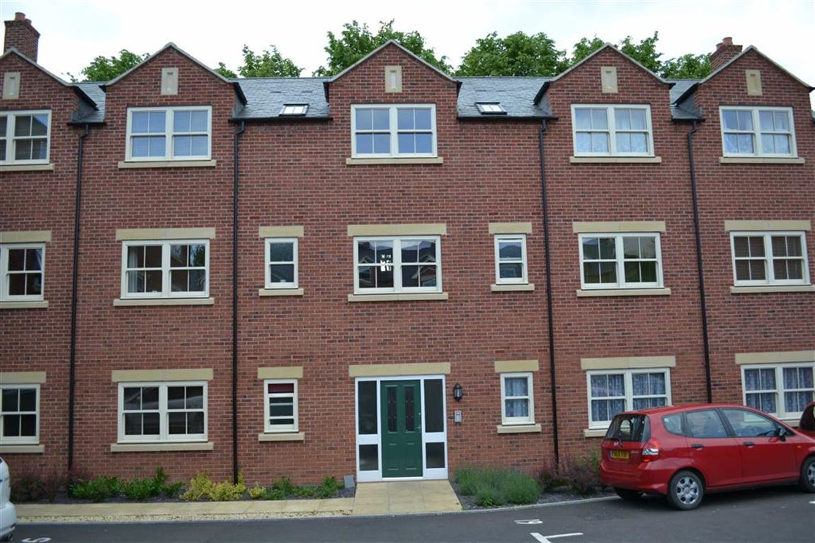 Jaeger Close, Belper